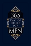 365 Days Of Prayer For Men image