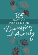 365 Days Of Prayer For Depression & Anxiety image
