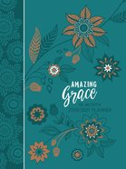 2021 18-month Planner: Amazing Grace (Faux Ziparound) image