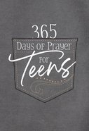 365 Days Of Prayer For Teens image
