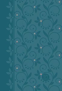 Product: The Passion Translation Nt With Psalms, Proverbs And Song Of Songs (2020 Edn) Teal Compact Image