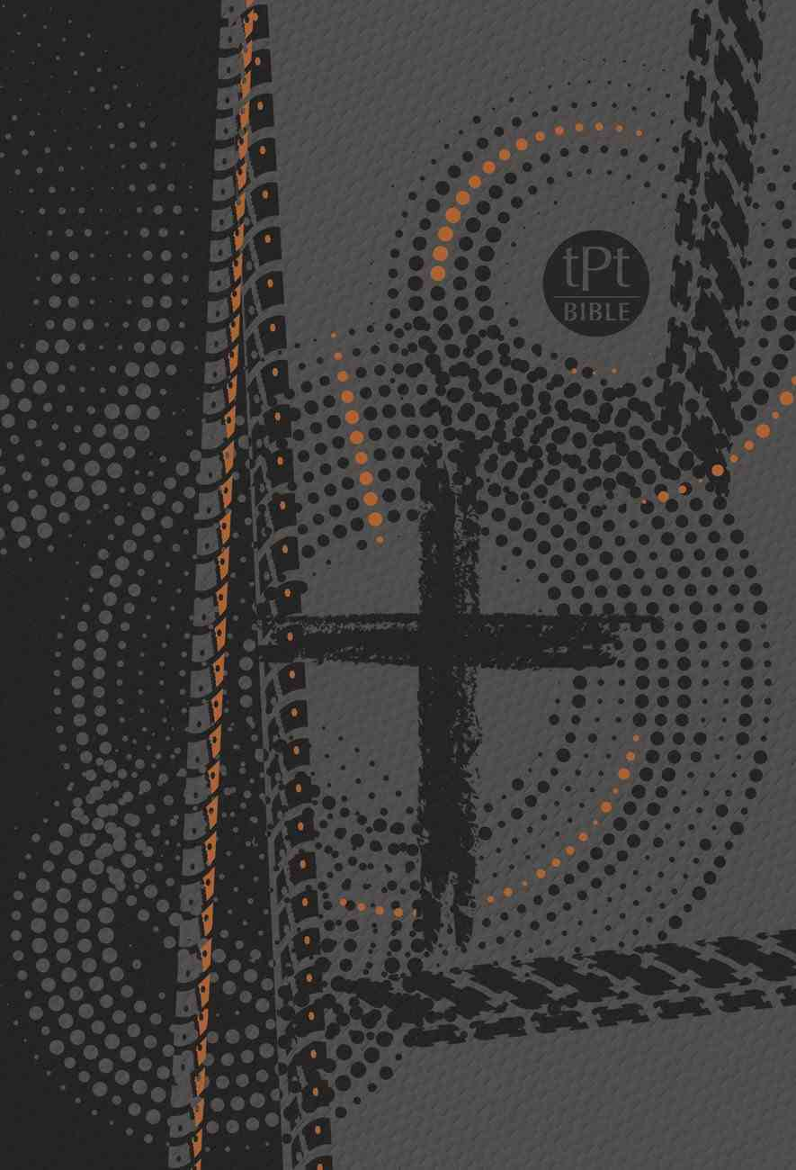 TPT New Testament Compact Youth Boys Kevlar Grey (With Psalms, Proverbs And The Song Of Songs) Imitation Leather