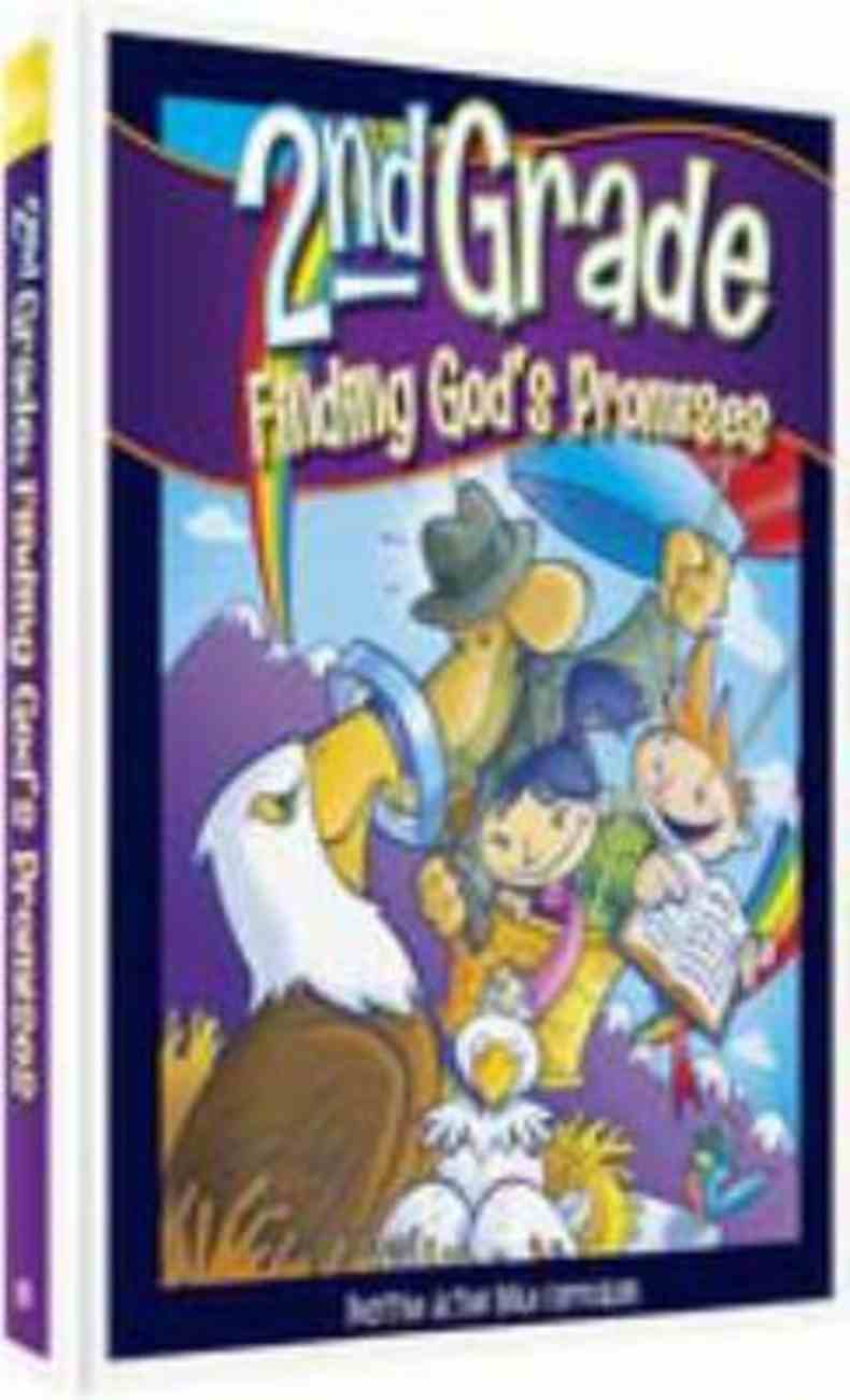 Finding God's Promises 35 Lessons (2nd Grade Teacher Manual) (Postive Action Curriculum Series) Ring Bound