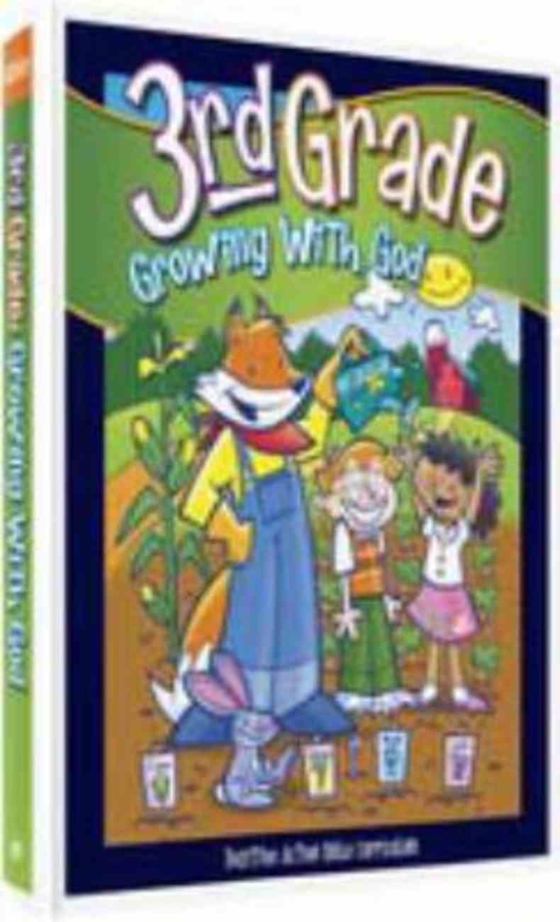 Growing With God 35 Lessons (3rd Grade Teacher Manual) (Postive Action Curriculum Series) Ring Bound