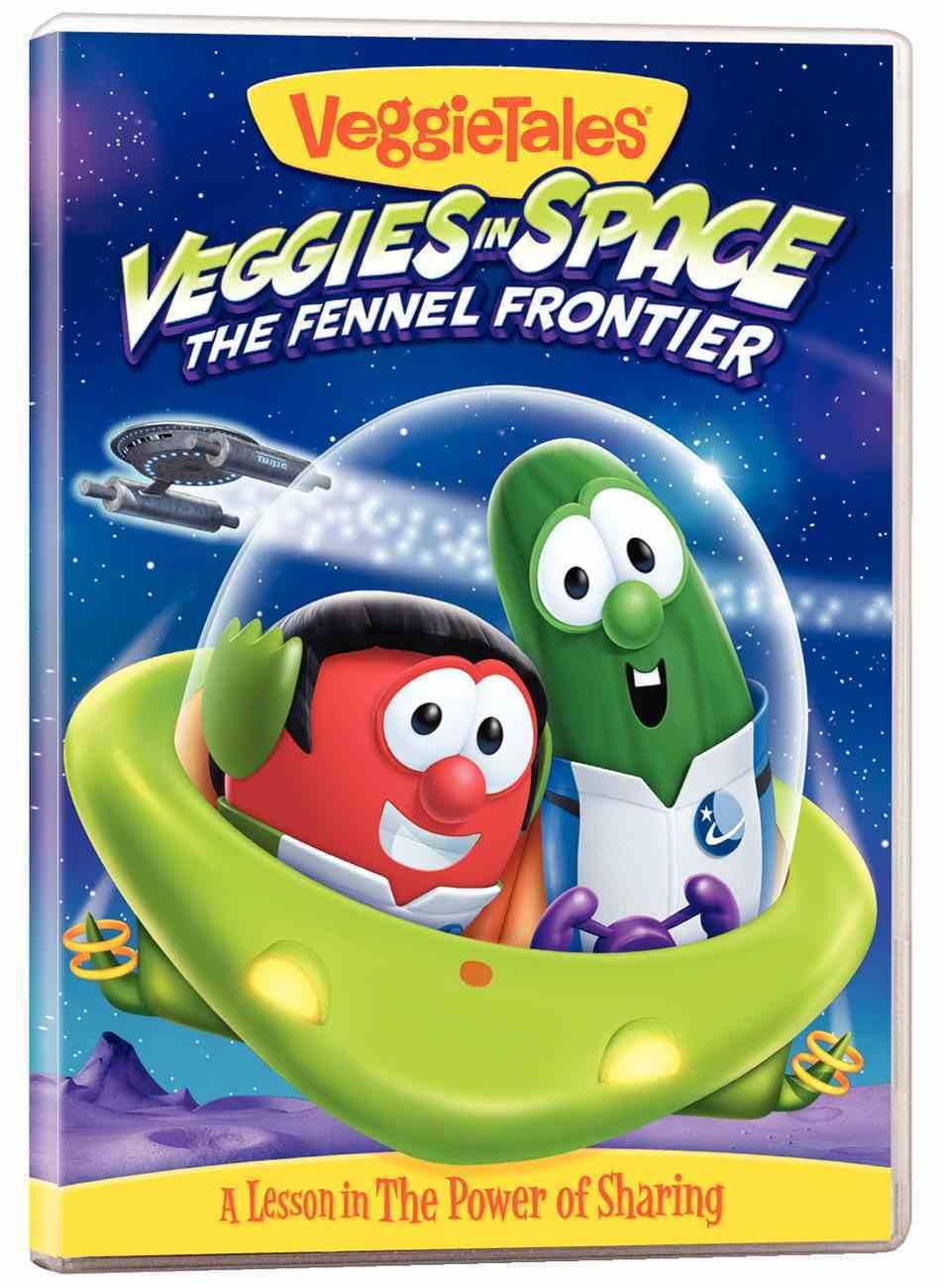 Veggie Tales #55: Veggies in Space-Fennel Frontier (#55 in Veggie Tales Visual Series (Veggietales)) DVD