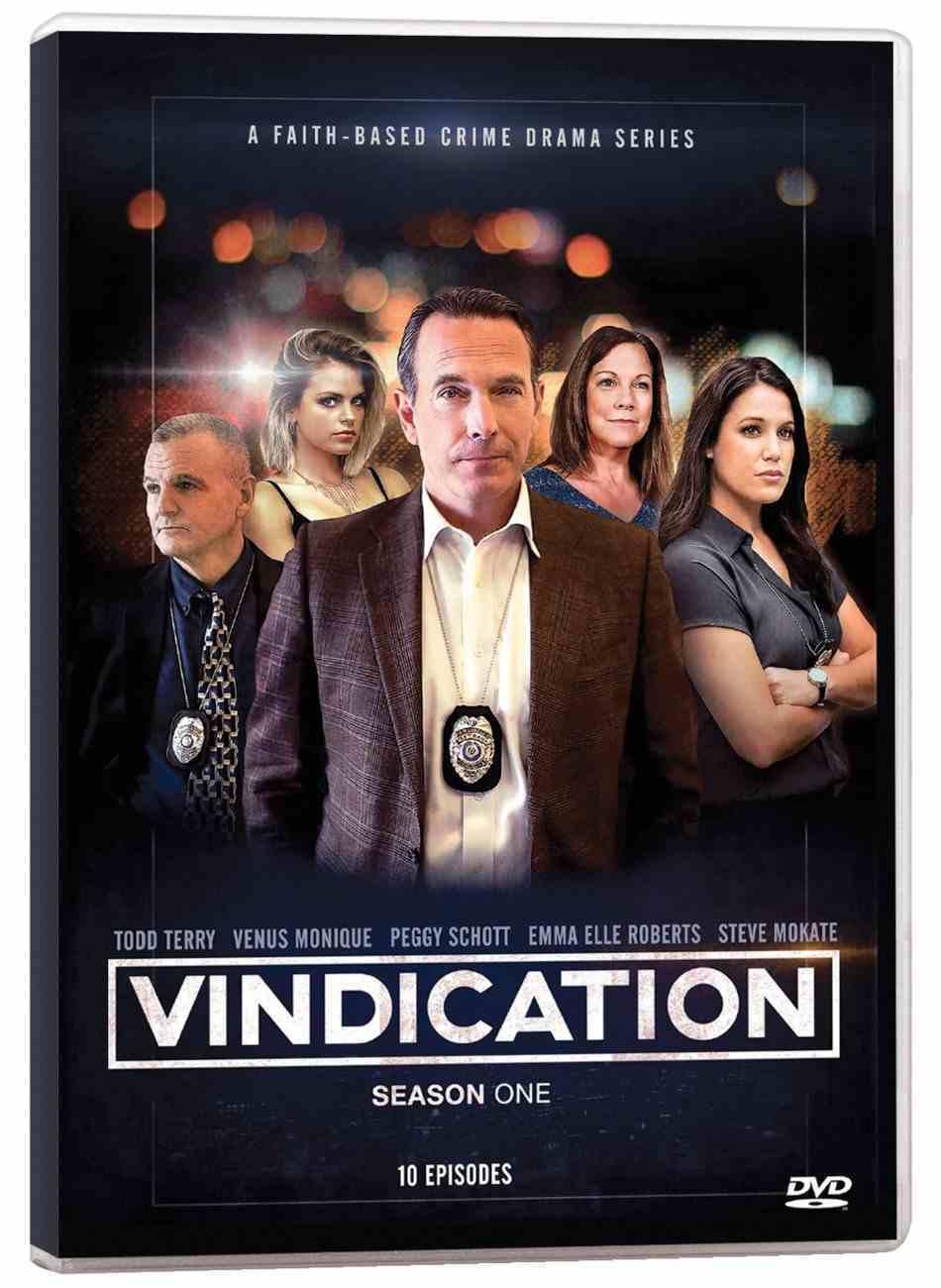 Vindication: Season One DVD