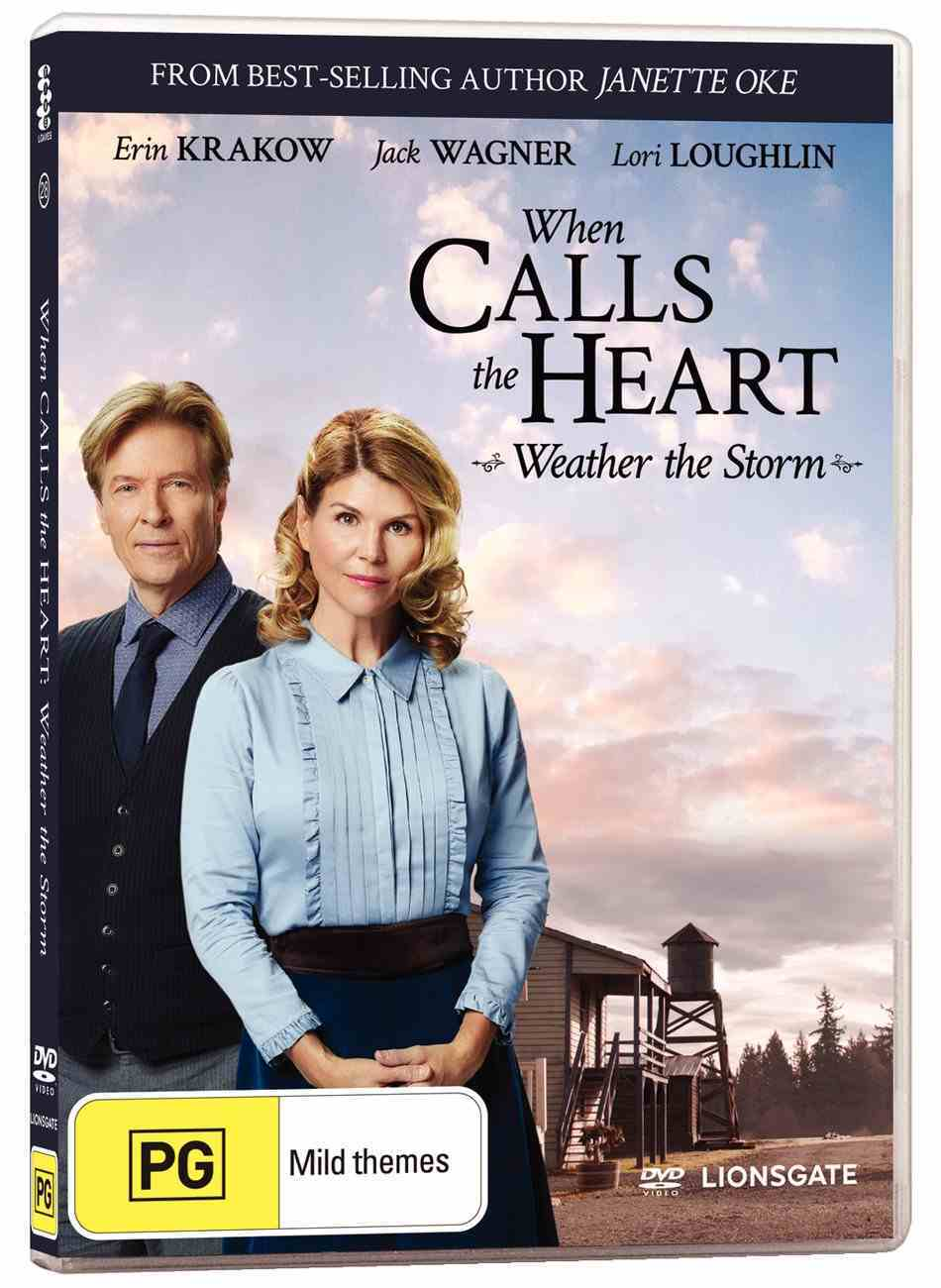 When Calls the Heart #28: Weather the Storm DVD