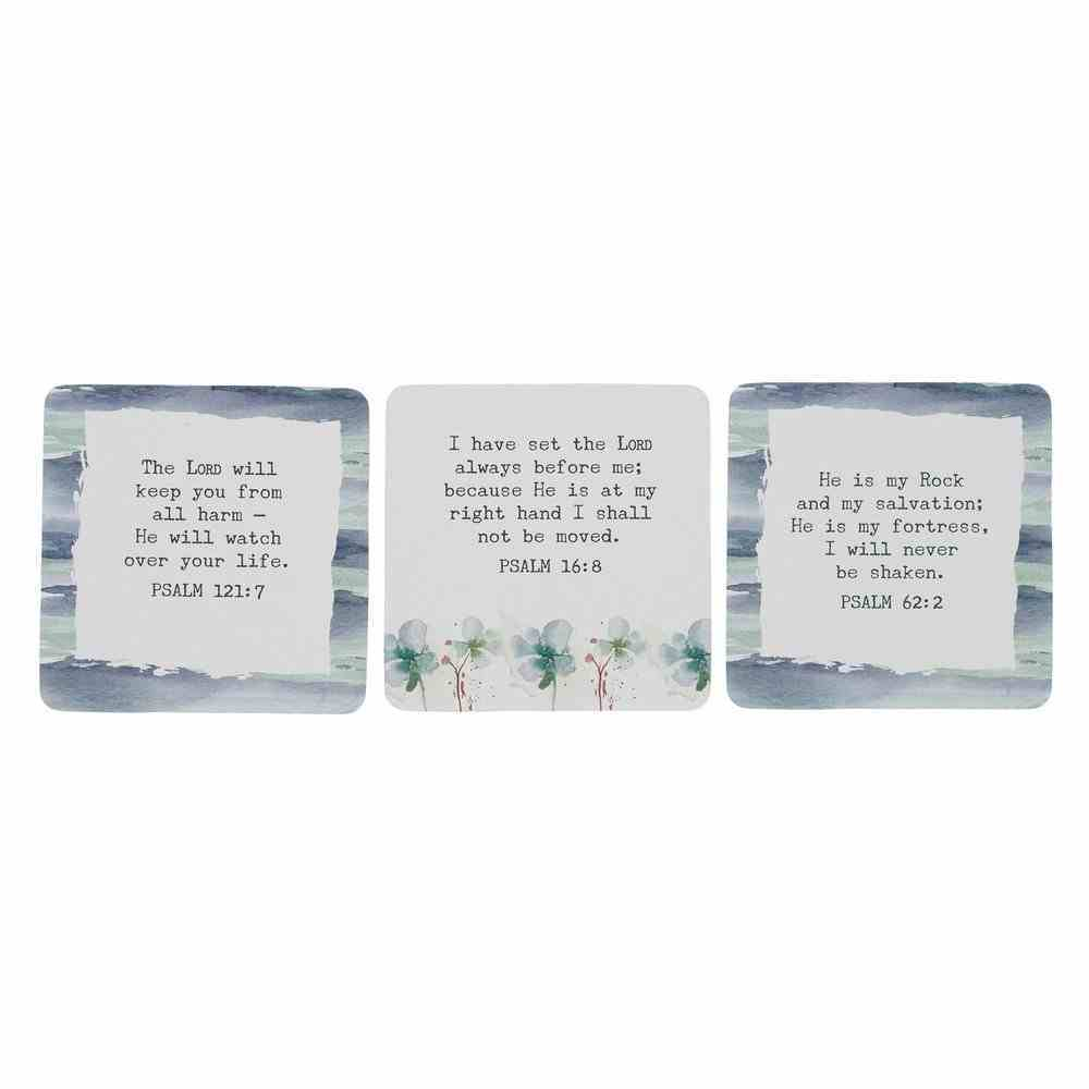 Scripture Cards in a Tin: Grace Notes For Women, 50 Double-Sided Cards Box