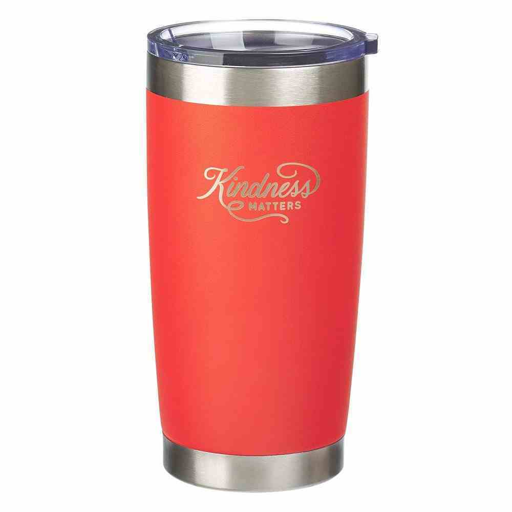 Stainless Steel Mug Kindness Matters (532ml) (Kindness Matters Collection) Homeware