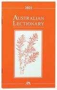 2021 Australian Lectionary An Australian Prayer Book (Year B) Paperback