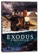 Exodus: A Brickfilm DVD