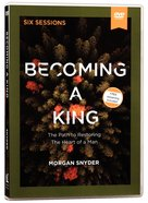 Becoming a King (Video Study) DVD