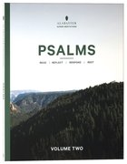 NLT Psalms 72-150 (Alabaster Guided Meditations Series) (Alabaster Guided Meditations Series) Paperback