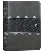 The Passion Translation Nt With Psalms, Proverbs And Song Of Songs (2020 Edn) Grey Compact image
