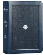 The Passion Translation Nt With Psalms, Proverbs And Song Of Songs (2020 Edn) Navy Compact image