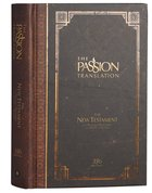 TPT New Testament Espresso (Black Letter Edition) (With Psalms, Proverbs And The Song Of Songs) Hardback