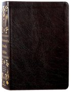 ESV Women's Study Bible Trutone Deep Brown (Black Letter Edition) Imitation Leather