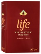 NIV Life Application Study Bible 3rd Edition Personal Size (Black Letter Edition) Hardback