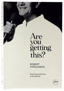 Are You Getting This? Paperback