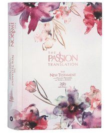 Product: The Passion Translation Nt With Psalms, Proverbs And Song Of Songs (2020 Edn) Passion In Plum Image