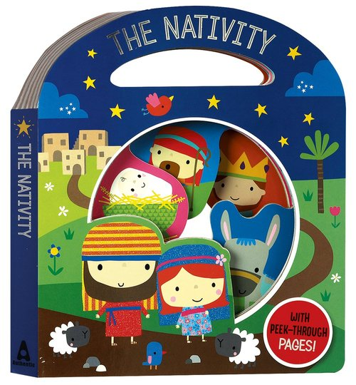Product: Busy Windows: The Nativity Image