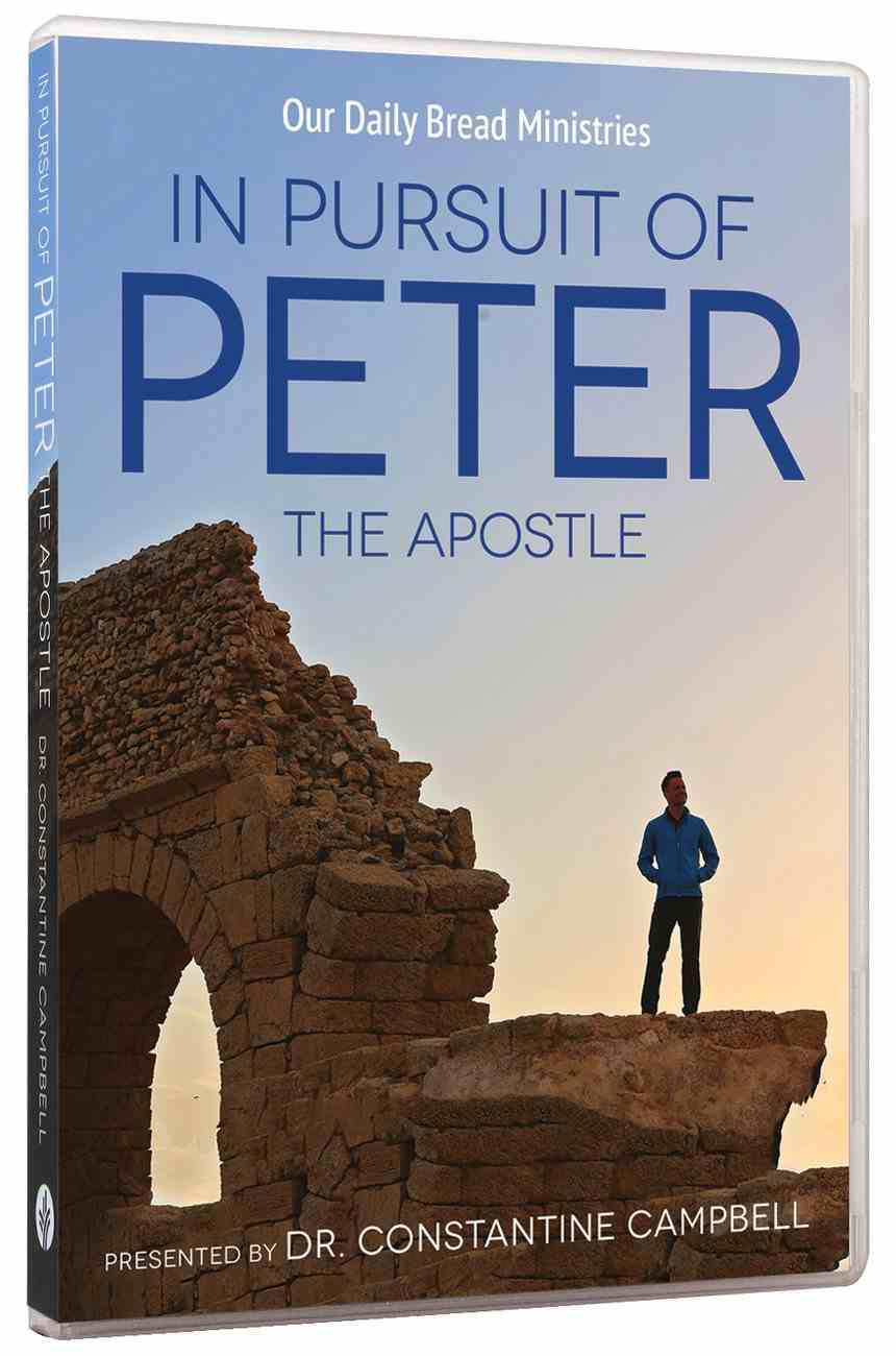 In Pursuit of Peter: The Apostle DVD