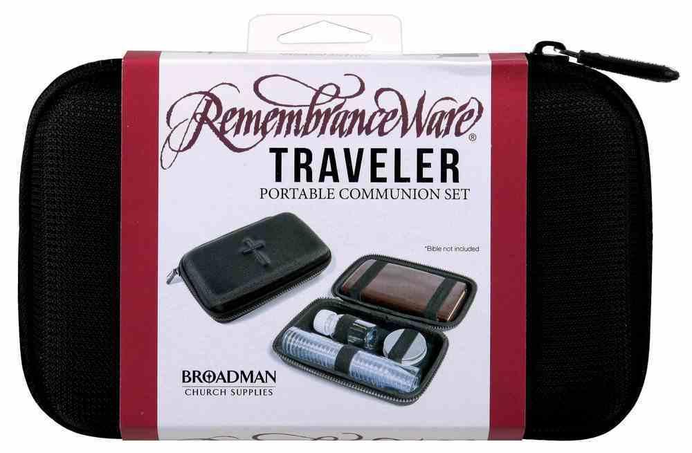 Portable Communion Set: The Traveler Church Supplies