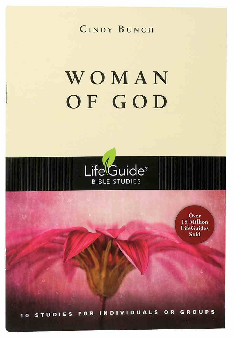 Woman of God (Lifeguide Bible Study Series) Paperback