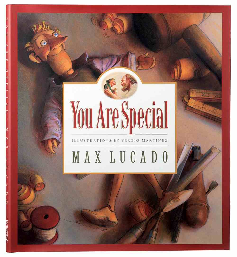 You Are Special Hardback