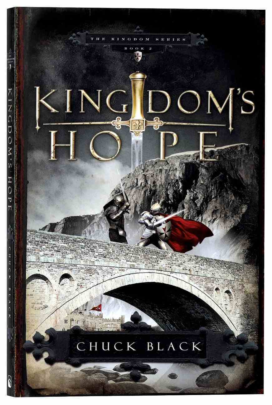 Kingdom's Hope (#02 in The Kingdom Series) Paperback