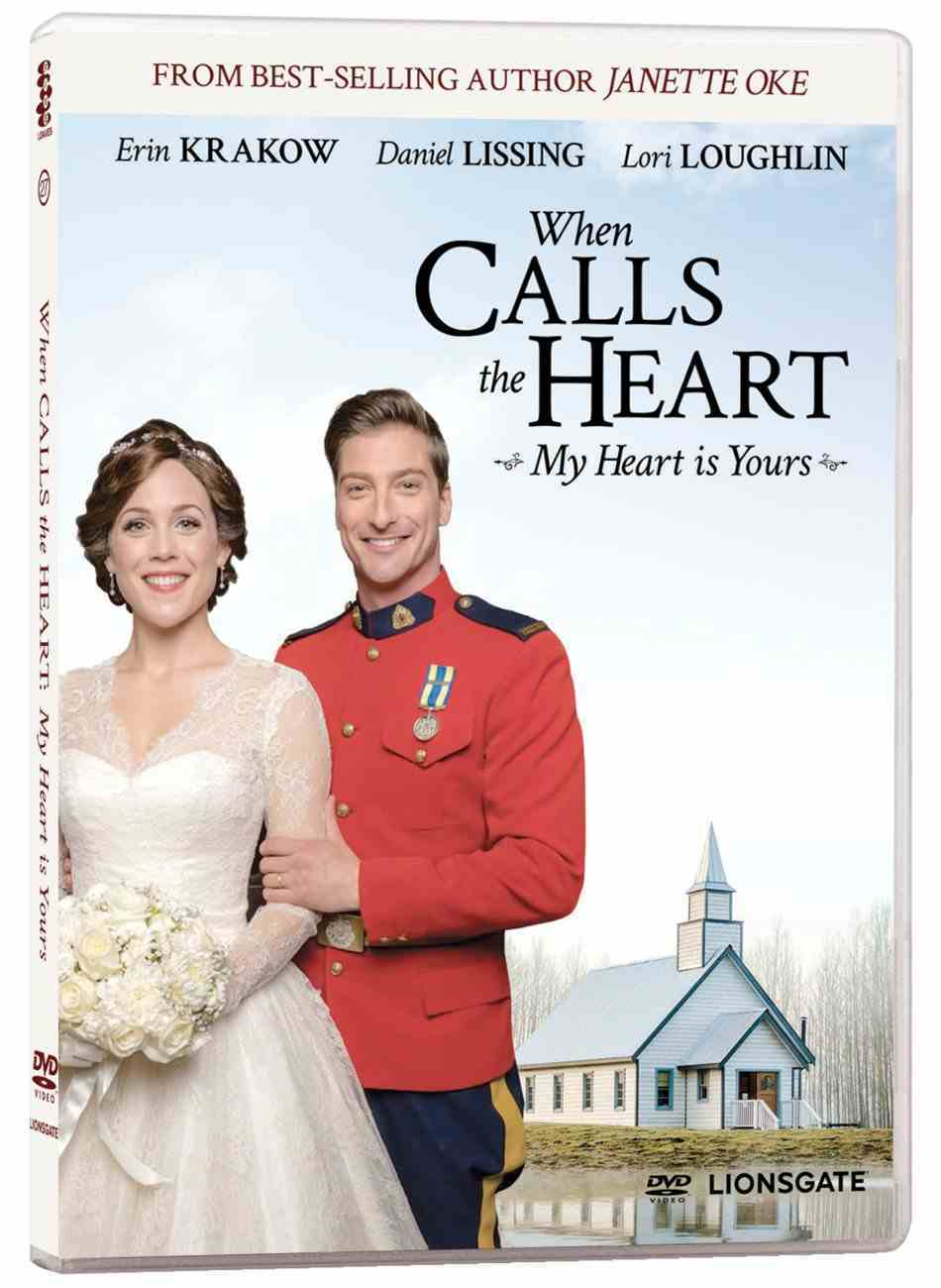 SCR DVD When Calls the Heart #27: My Heart is Yours (Screening Licence) Digital Licence