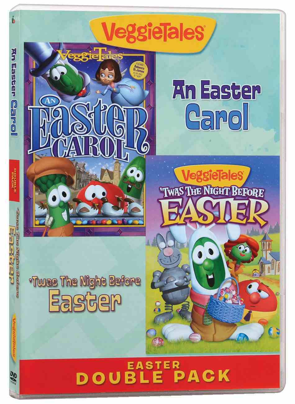 Veggie Tales: Easter Pack Double DVD DVD