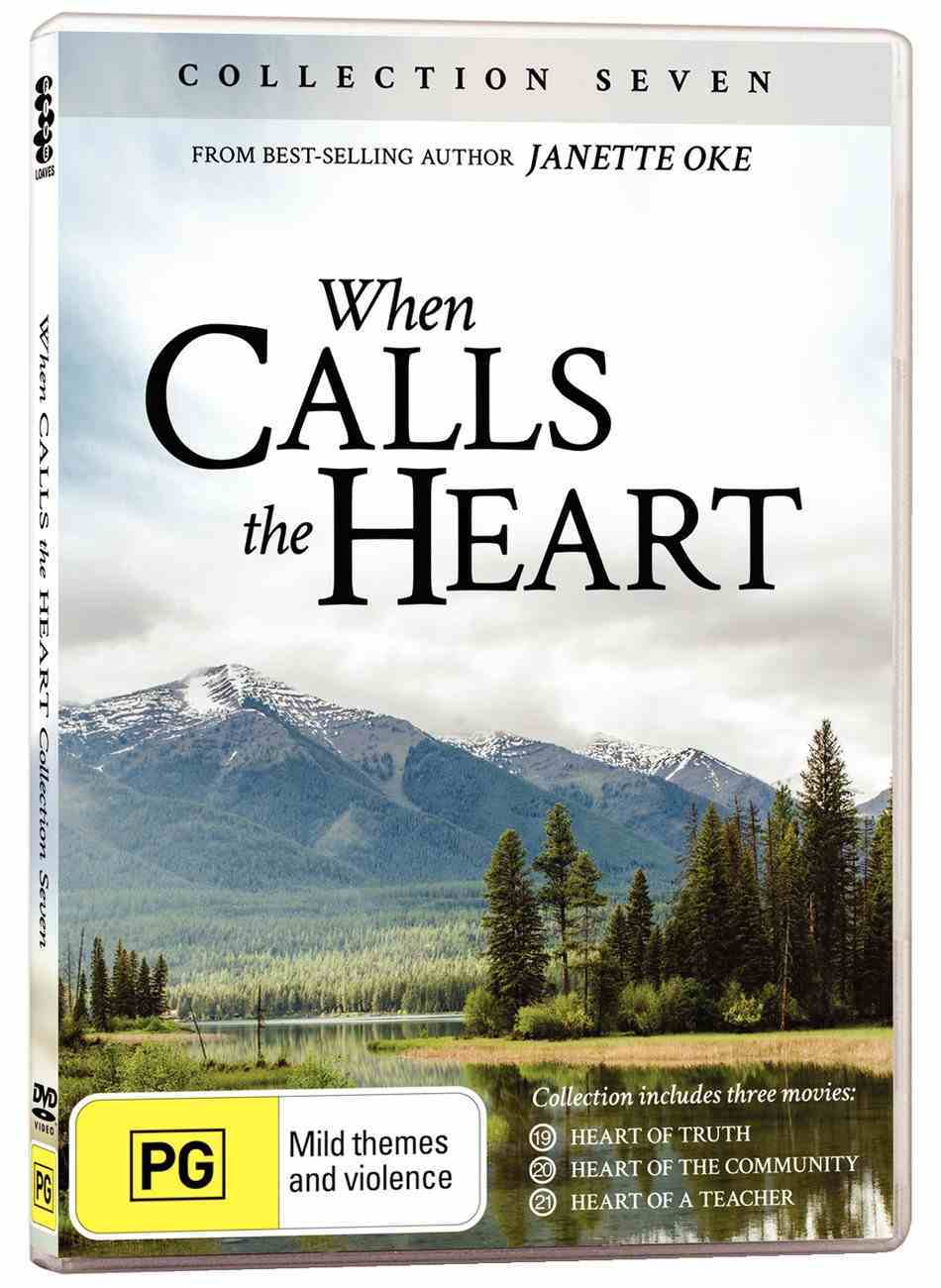 When Calls the Heart Collection #07 (3 Dvd Set) DVD