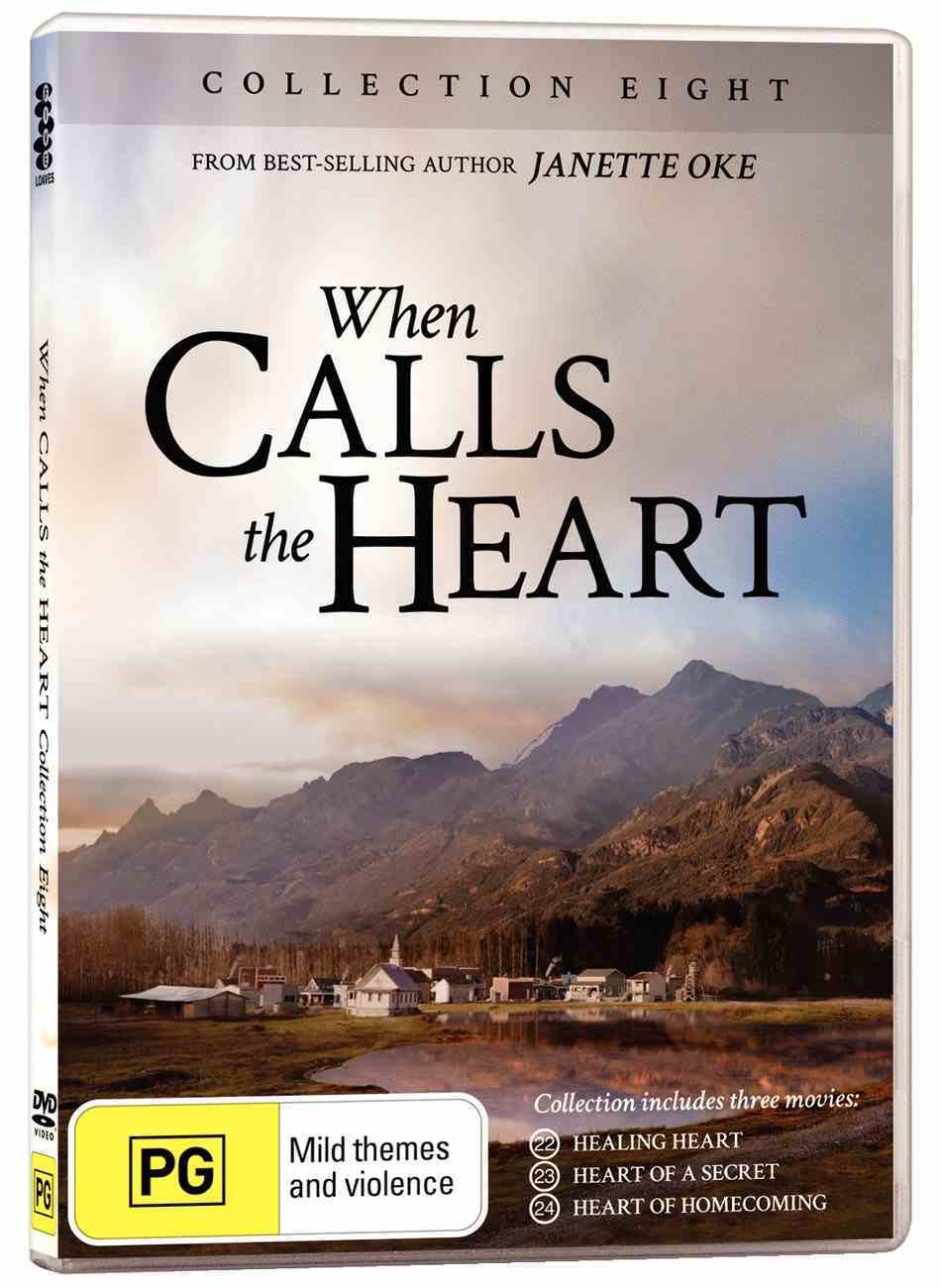 When Calls the Heart Collection #08 (3 Dvds) DVD