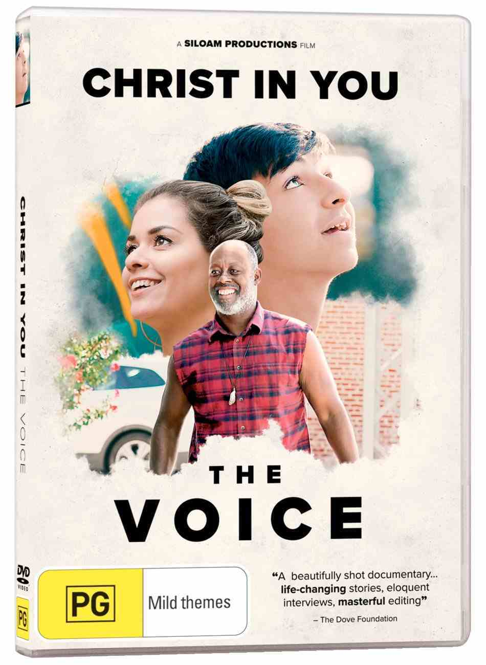 SCR DVD Christ in You: The Voice Digital Licence