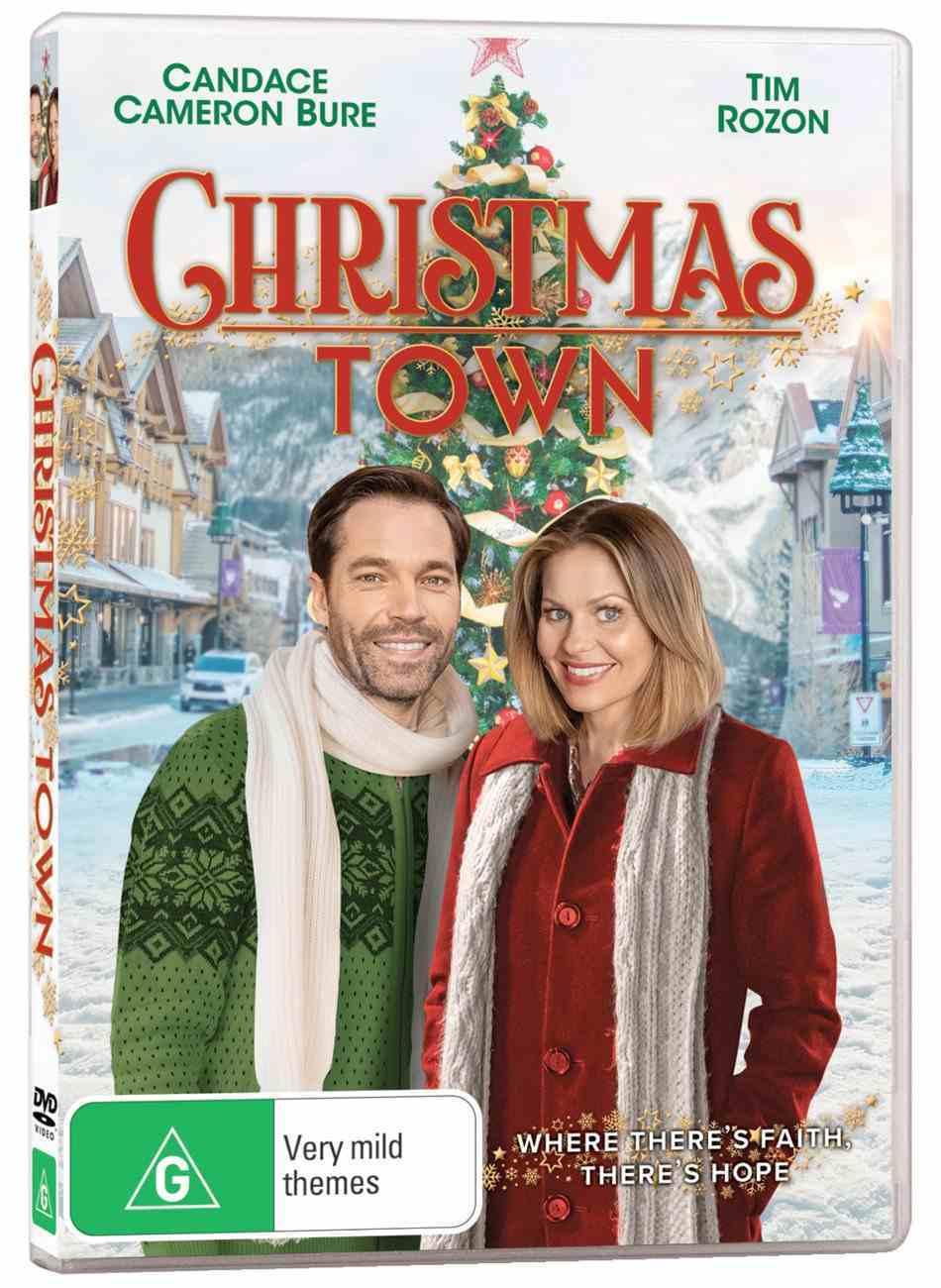 SCR DVD Christmas Town Digital Licence