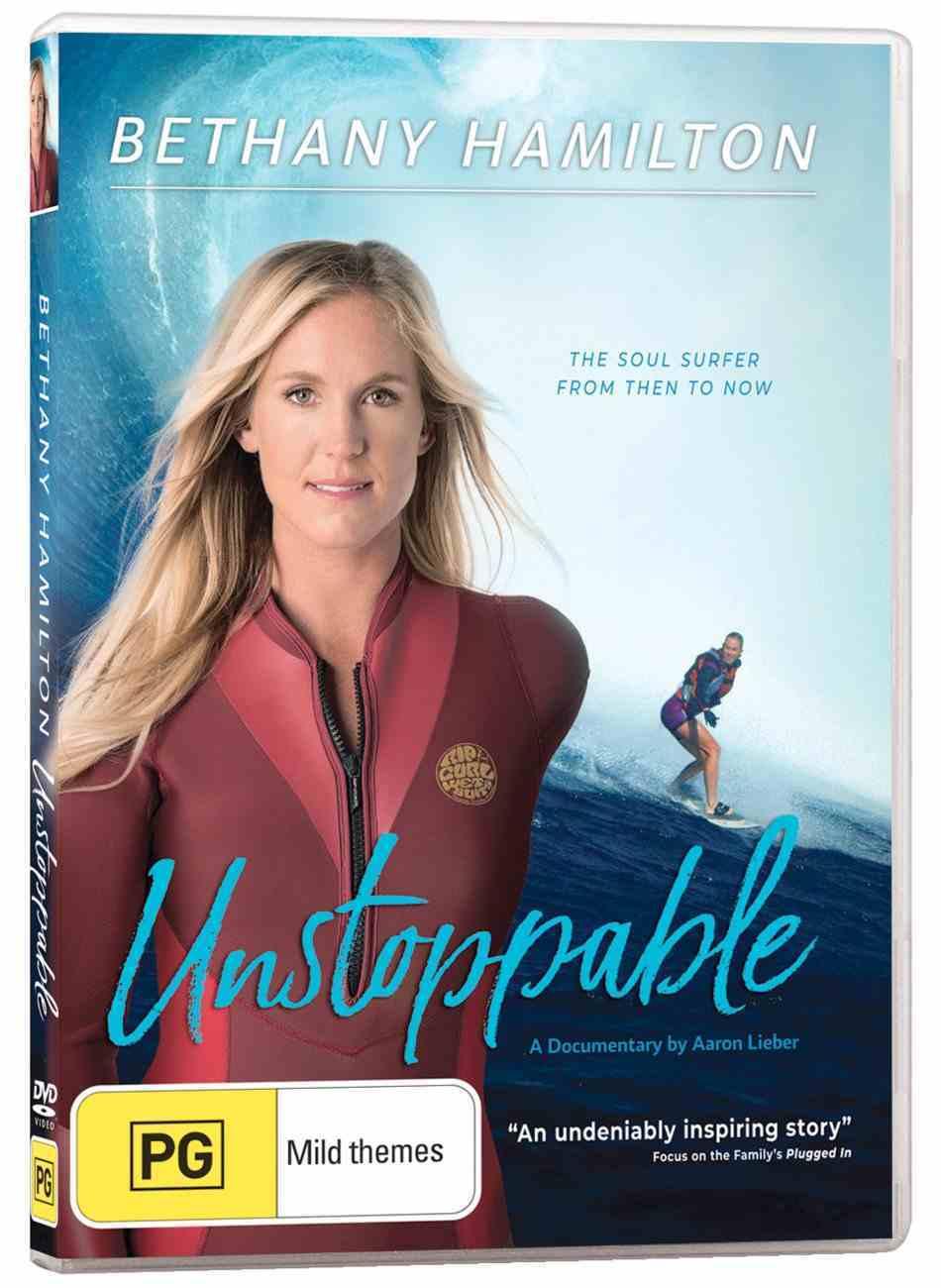 SCR DVD Bethany Hamilton: Unstoppable Digital Licence