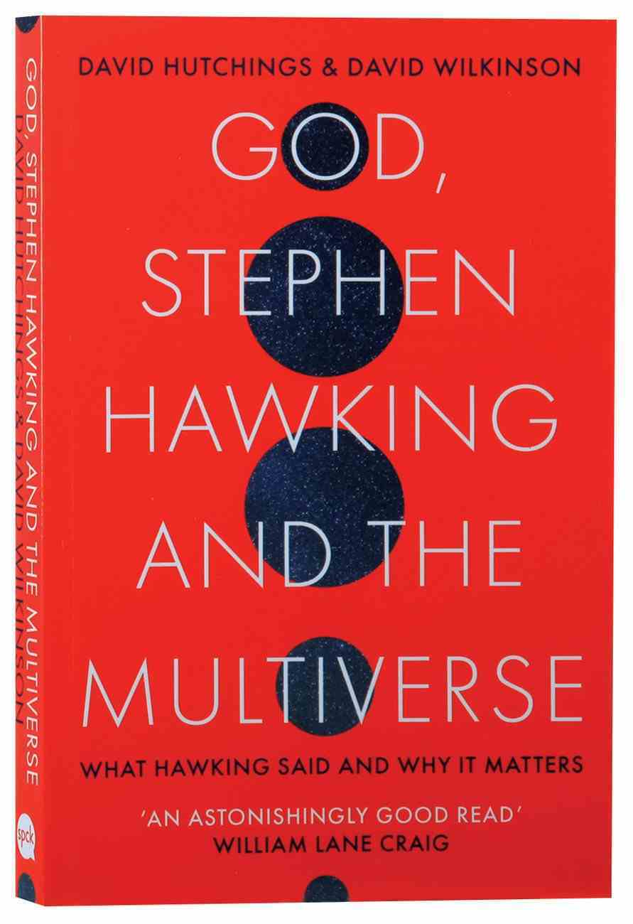 God, Stephen Hawking and the Multiverse Paperback