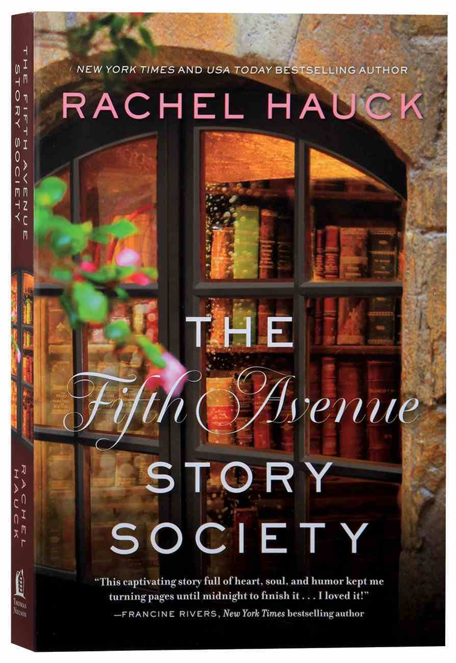 The Fifth Avenue Story Society Paperback