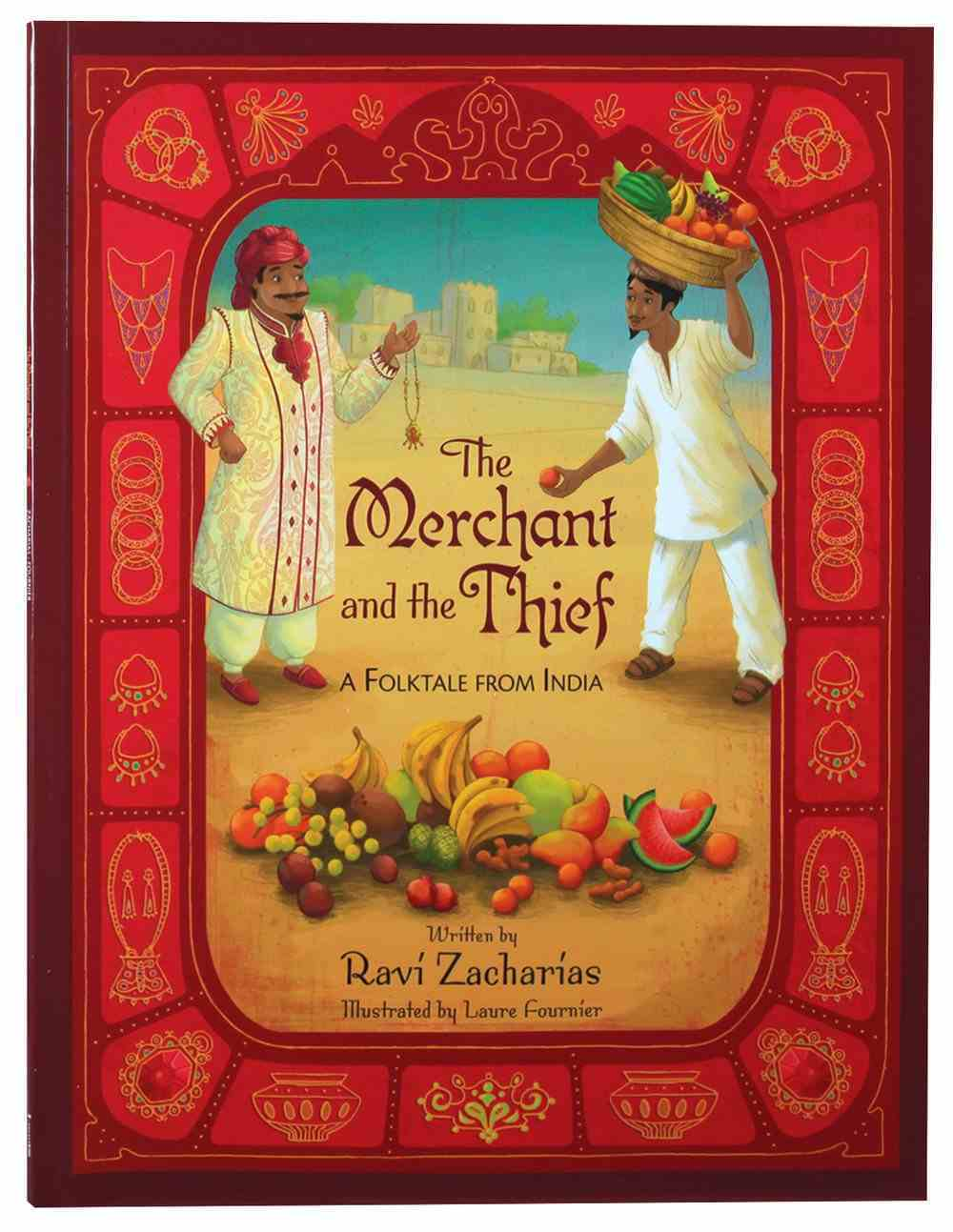 The Merchant and the Thief: A Folktale From India Paperback
