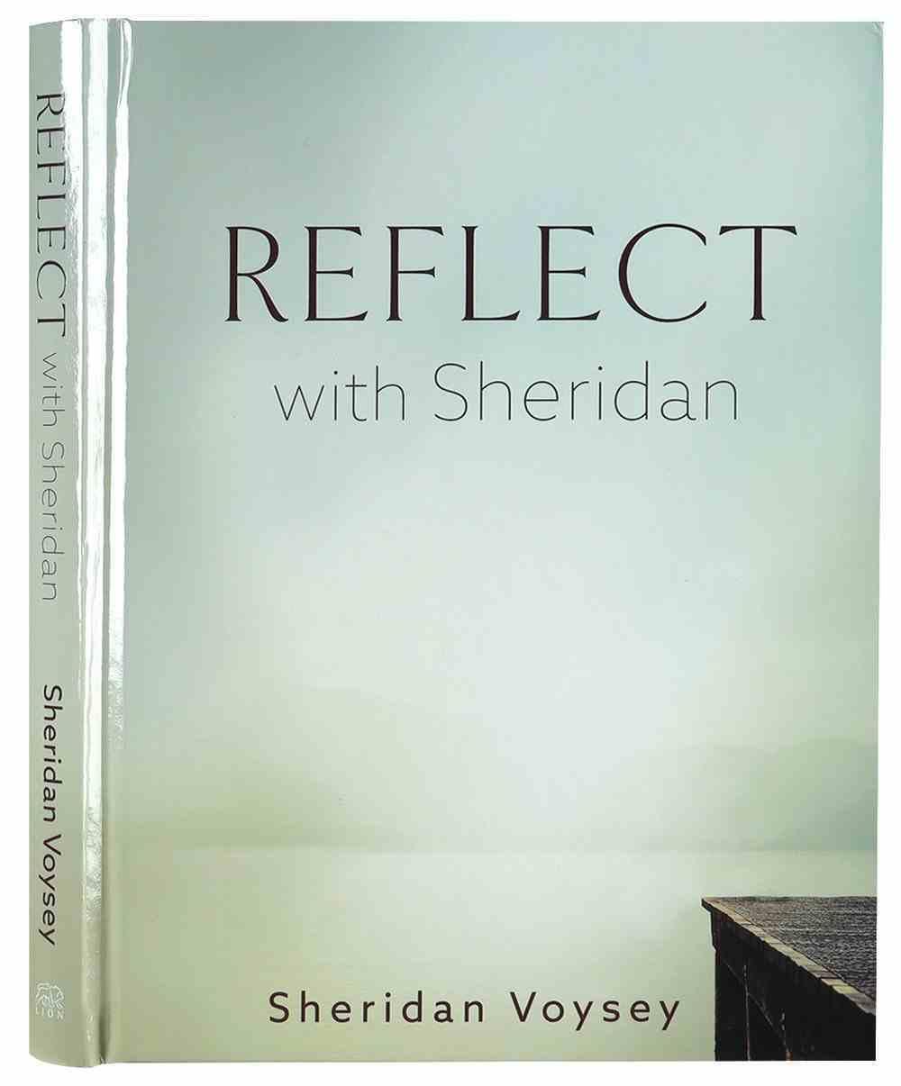 Reflect With Sheridan Hardback