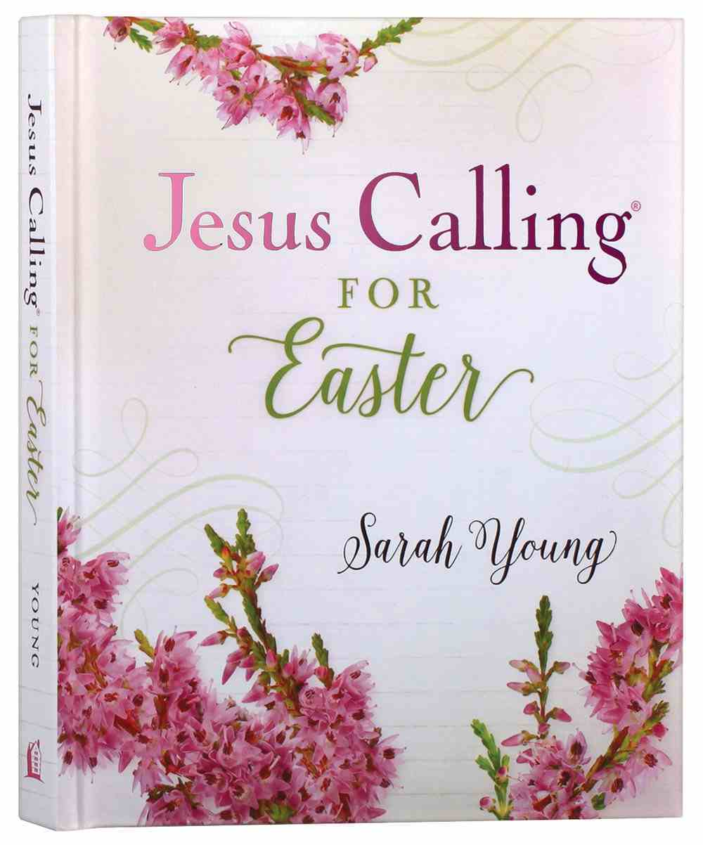 Jesus Calling For Easter Hardback