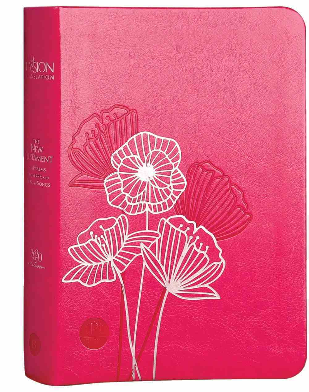 TPT New Testament Compact Fuchsia (Black Letter Edition) (With Psalms, Proverbs And The Song Of Songs) Imitation Leather