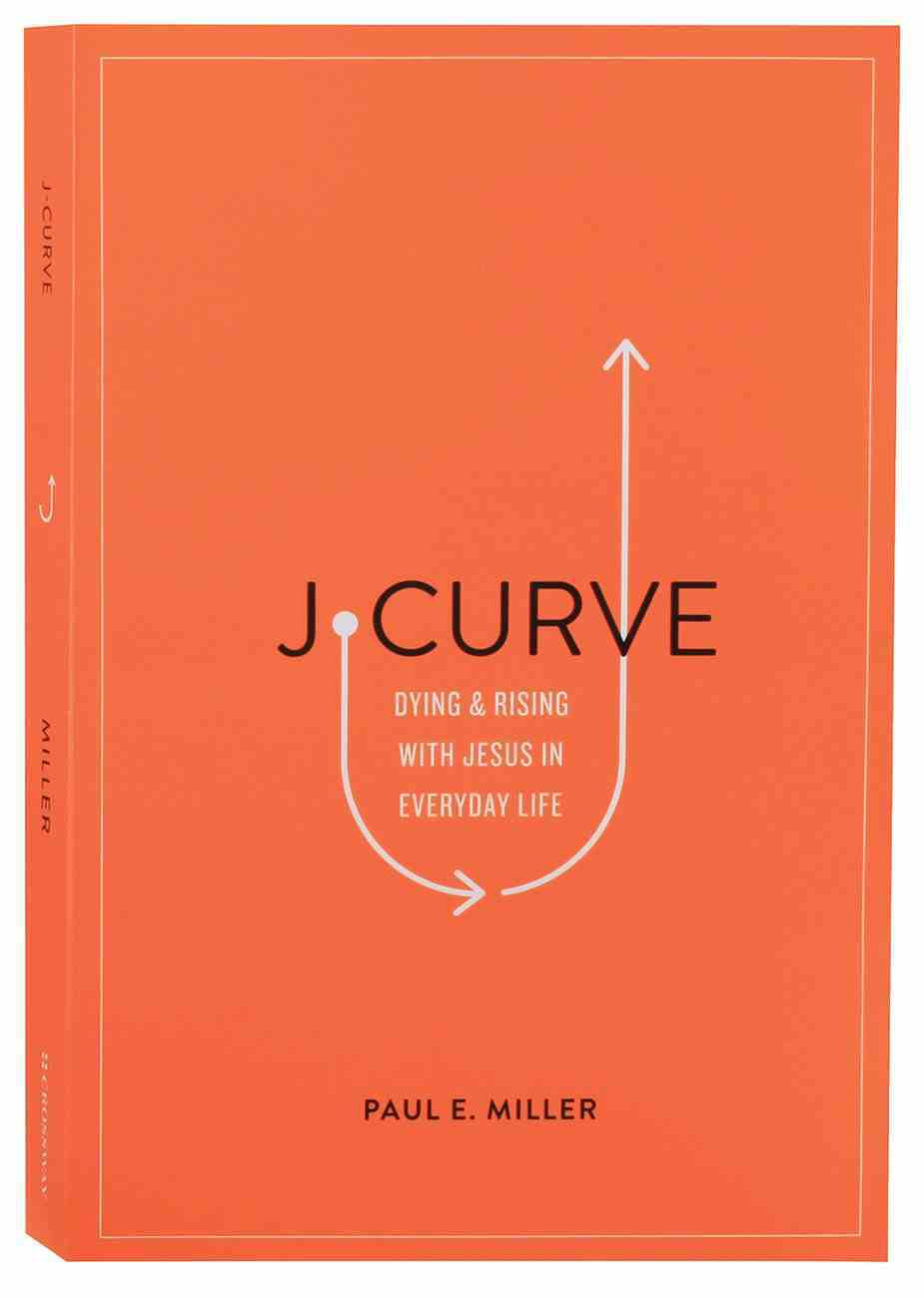 J-Curve: Dying and Rising With Jesus in Everyday Life Paperback