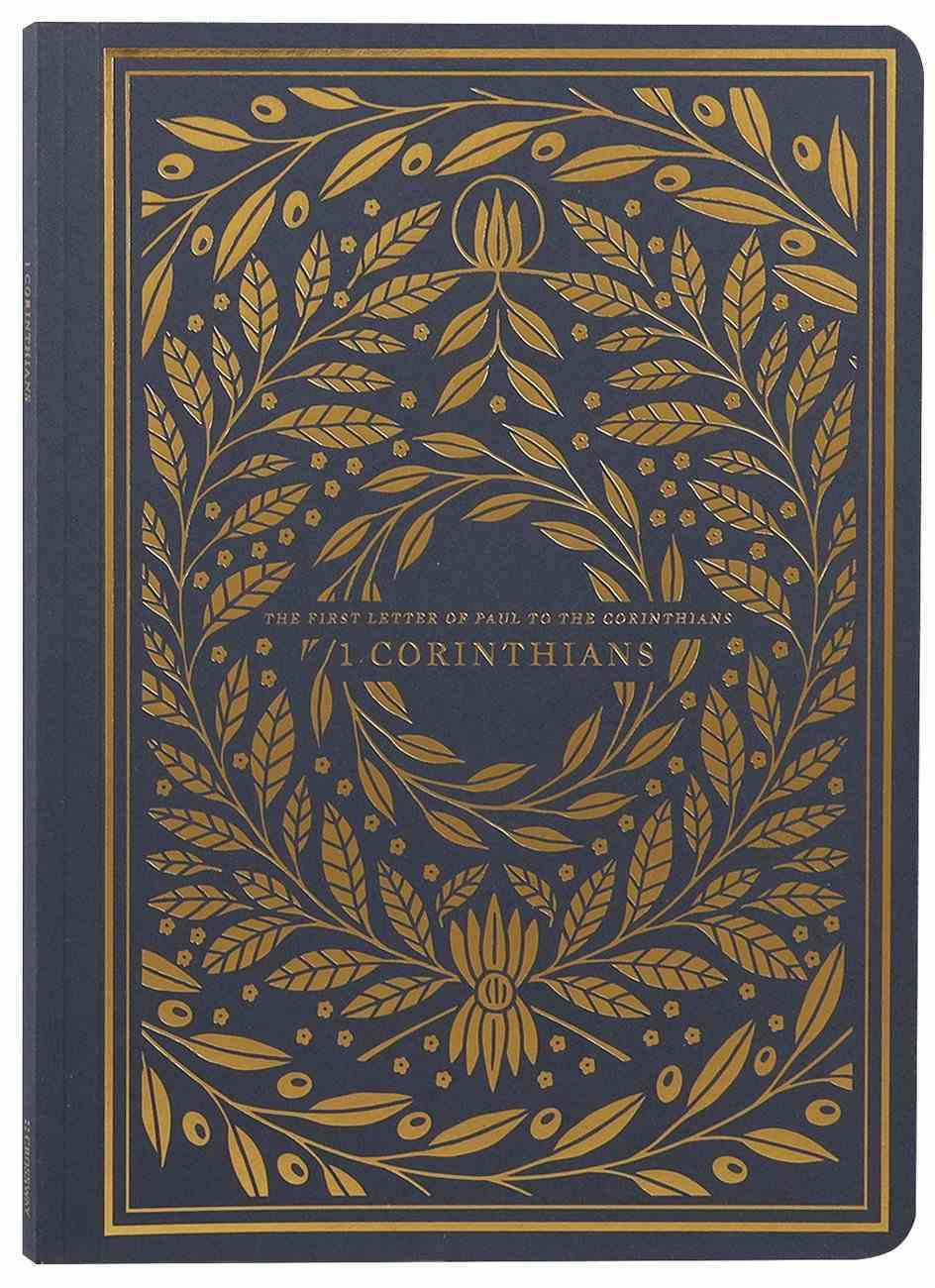 ESV Illuminated Scripture Journal 1 Corinthians (Black Letter Edition) Paperback