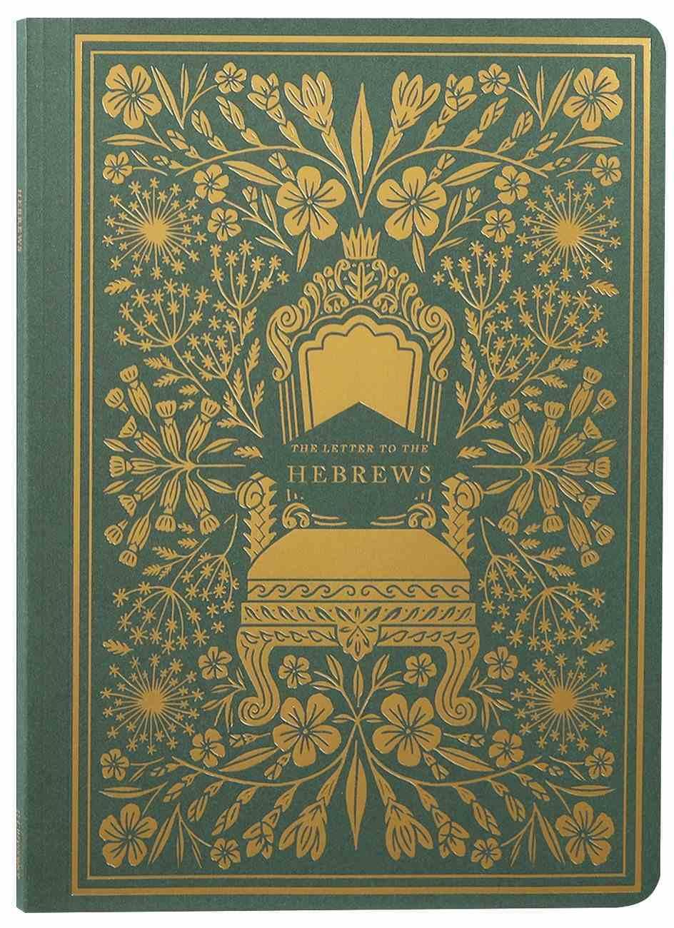 ESV Illuminated Scripture Journal Hebrews (Black Letter Edition) Paperback