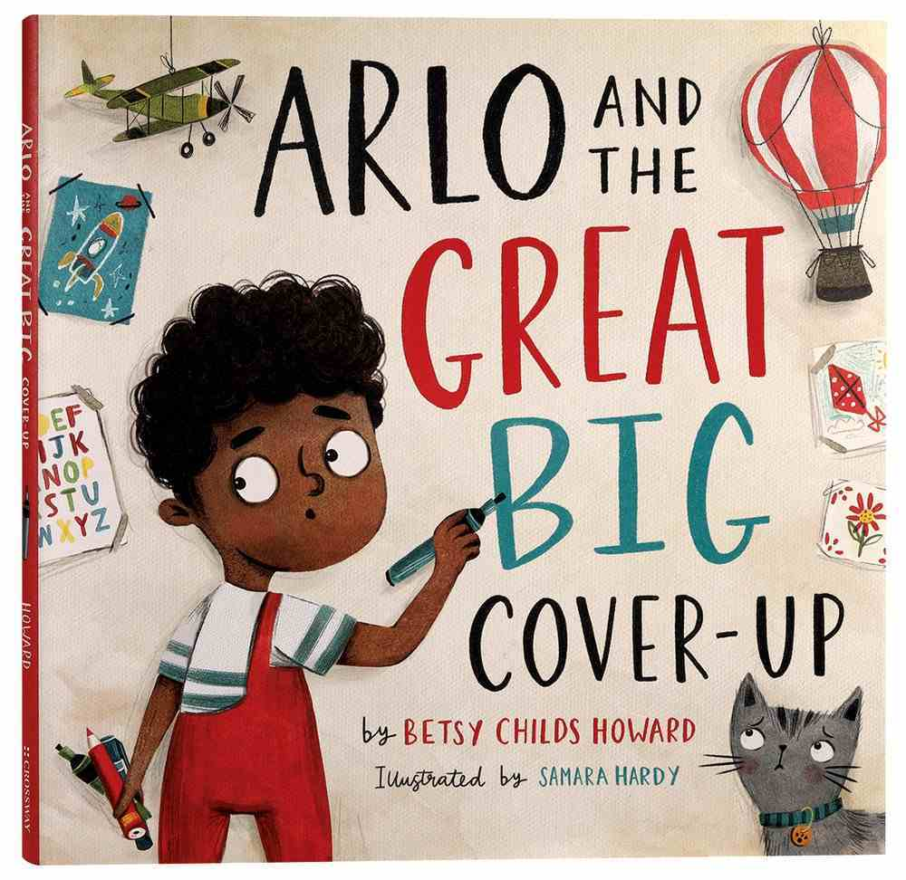 Arlo and the Great Big Cover-Up (A Tcg Children's Book (The Gospel Coalition) Series) Hardback