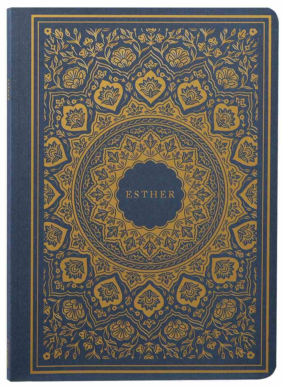 ESV Illuminated Scripture Journal Esther (Black Letter Edition) Paperback