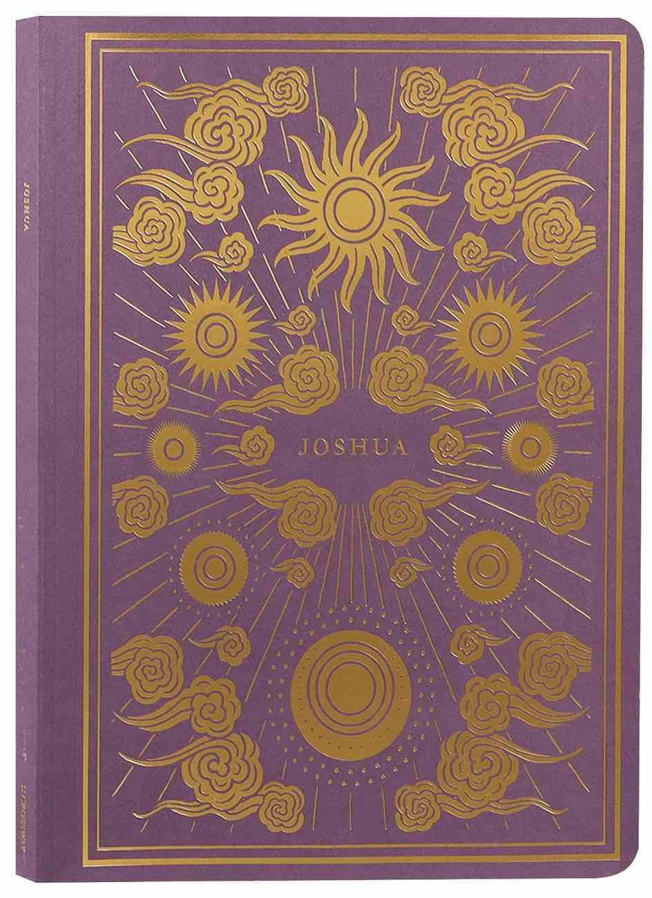 ESV Illuminated Scripture Journal Joshua (Black Letter Edition) Paperback