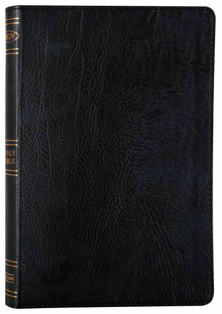 NKJV Ultrathin Reference Bible Black Imitation Leather